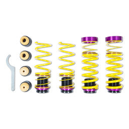KW Suspension porsche 911 992 carrera s height adjustable spring kit - iND Distribution