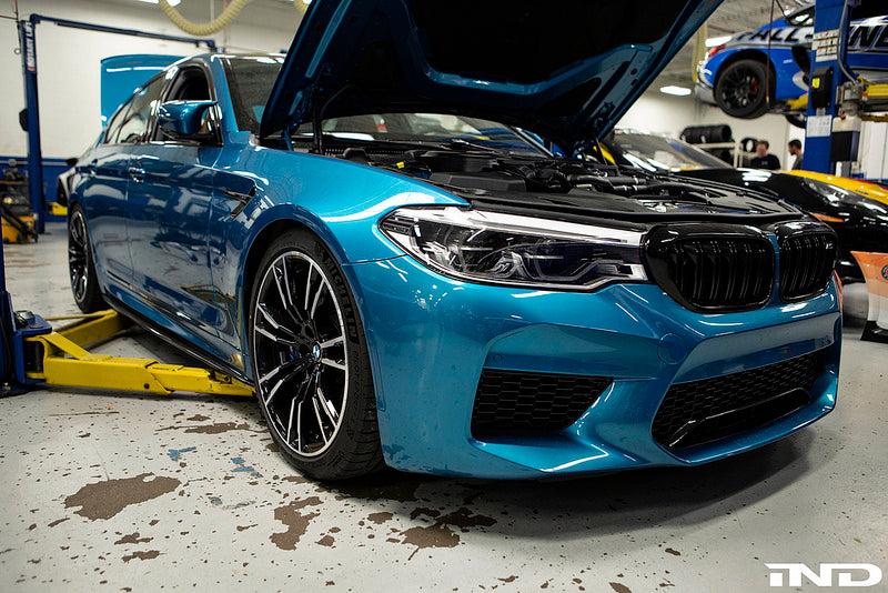 KW f90 m5 variant 4 coilover suspension - iND Distribution