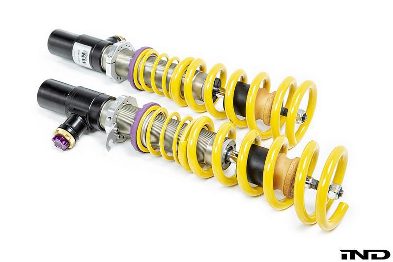 Kw Coilover Bmw M5 F10  5l   Sedan  Without Electronic