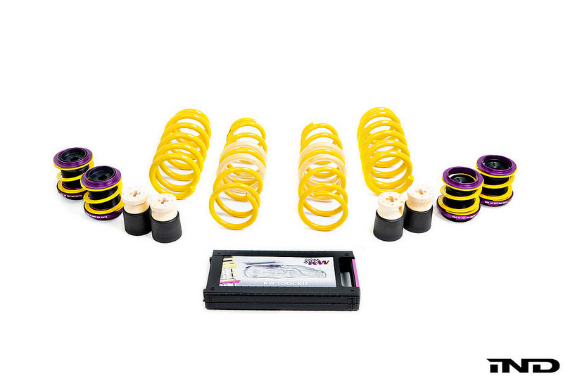 KW f90 m5 h a s coilover kit - iND Distribution