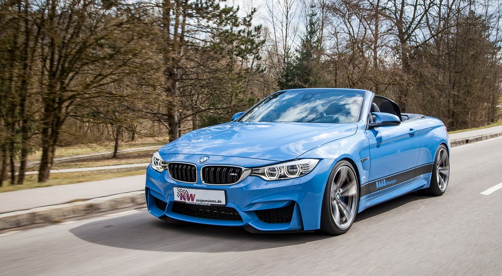 KW F83 M4 Convertible H.A.S. Kit 2