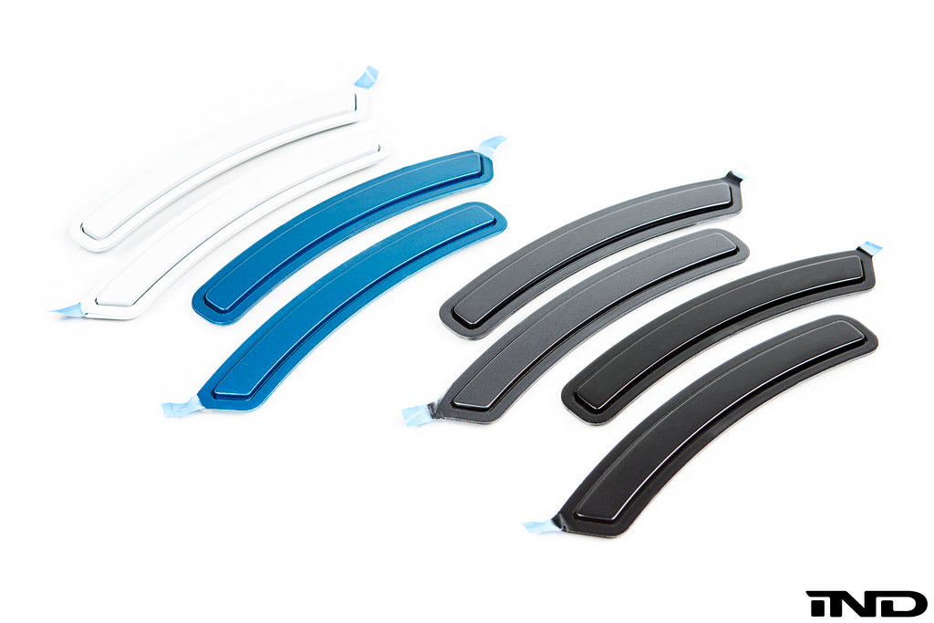 iND f87 m2 painted front reflector set - iND Distribution