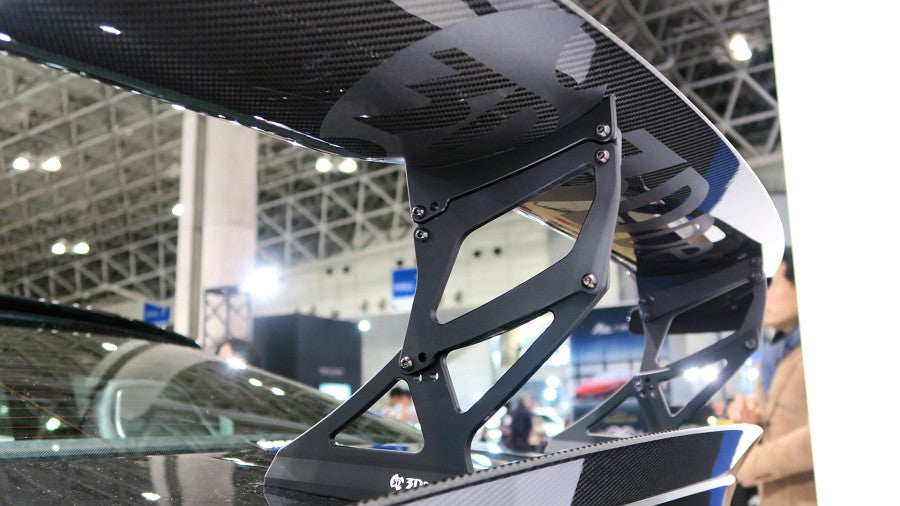 3D Design F87 M2 Carbon Fiber Racing Wing 7