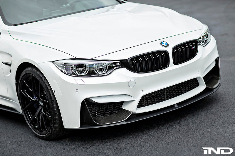 BMW M Performance Lower Splitter Replacement 4