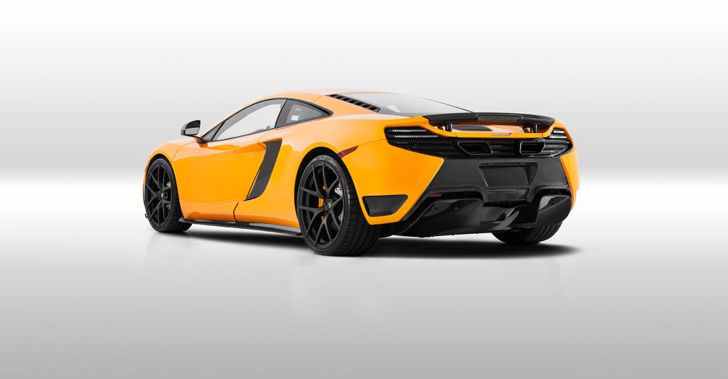 McLaren MP4-12C Vorsteiner Rear Bumper 5