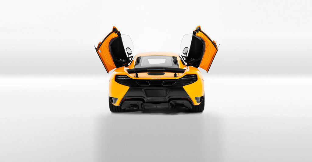 McLaren MP4-12C Vorsteiner Rear Bumper 9
