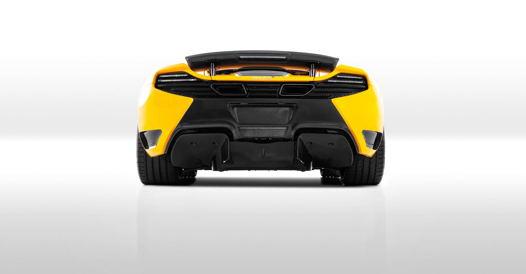 McLaren MP4-12C Vorsteiner Rear Bumper 7
