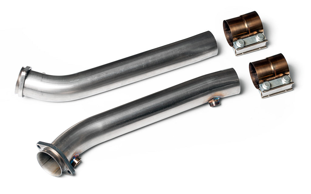 Macht Schnell E9X M3 Track Pipes 1