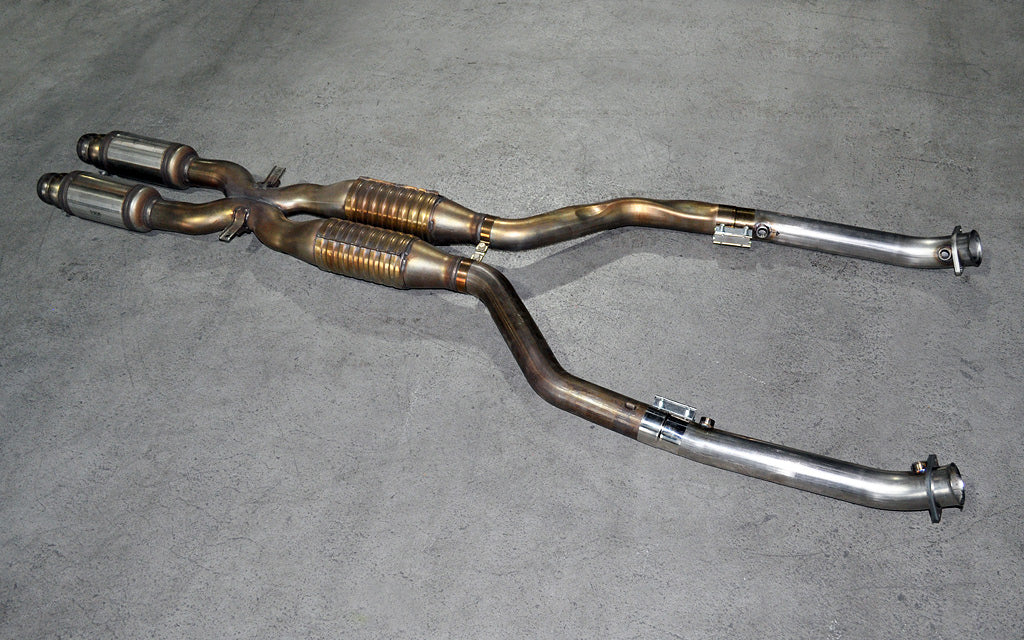 Macht Schnell E9X M3 Track Pipes 5
