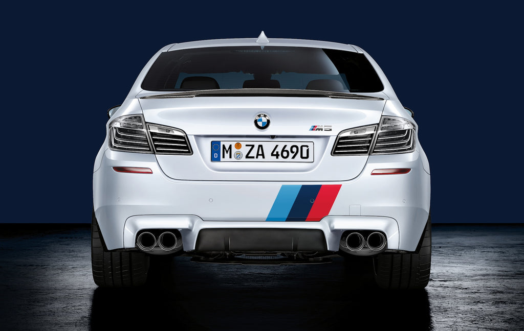 BMW Performance Exhaust System 1