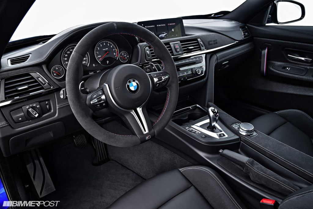 BMW OEM f8x m3 m4 dtm steering wheel - iND Distribution