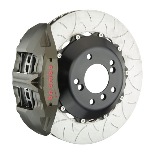 Brembo E9X M3 Race Big Brake Kit - 345mm Rear Billet Caliper 1