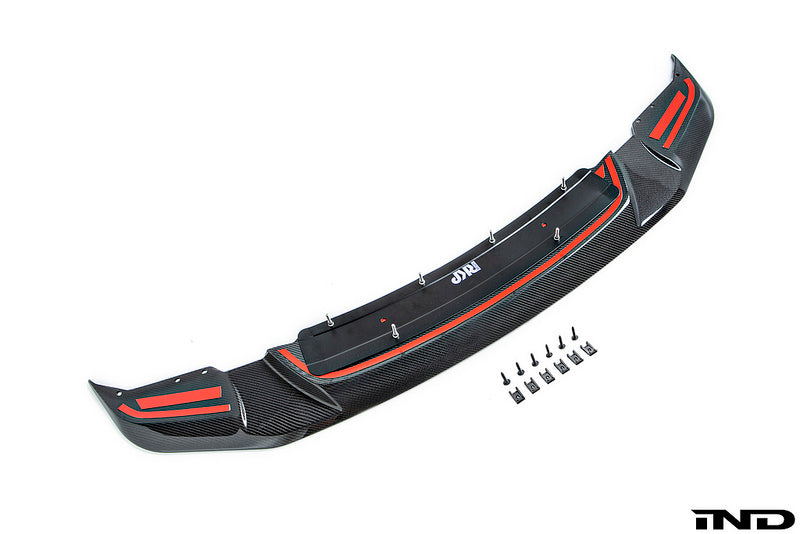RKP f87 m2 carbon fiber front lip - iND Distribution