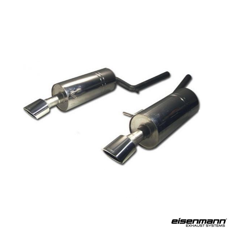 Eisenmann 4b s6 performance exhaust - iND Distribution