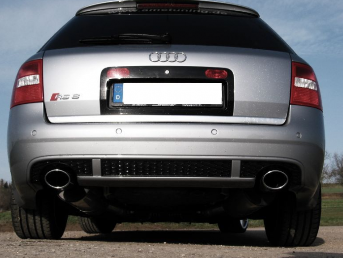 Eisenmann 4b rs6 performance exhaust - iND Distribution