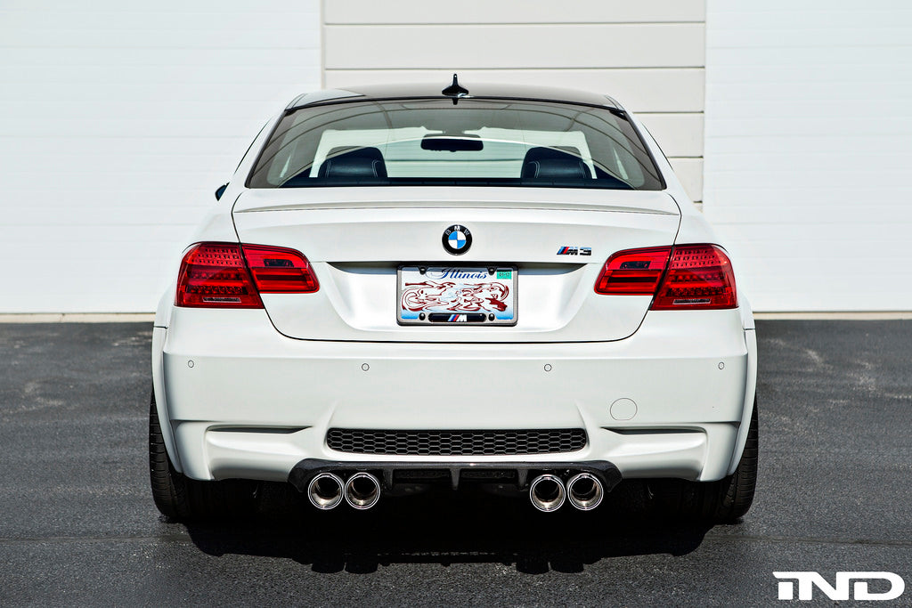 Eisenmann E92 / E93 M3 Performance Exhaust - Limited Release 6