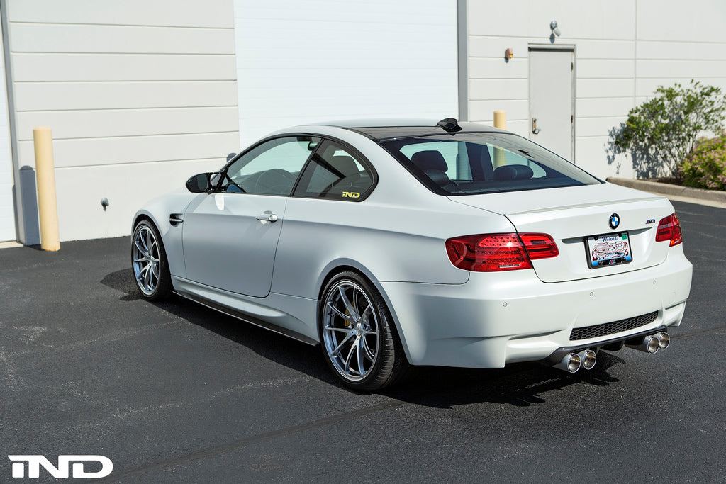 Eisenmann e92 e93 m3 performance exhaust limited release - iND Distribution