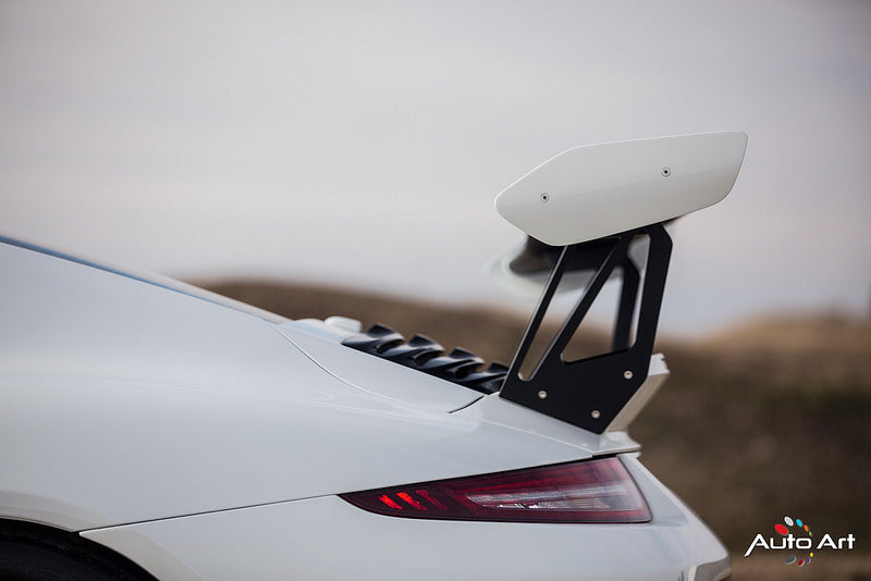 Vorsteiner 991 turbo carbon aero wing with alumium uprights - iND Distribution