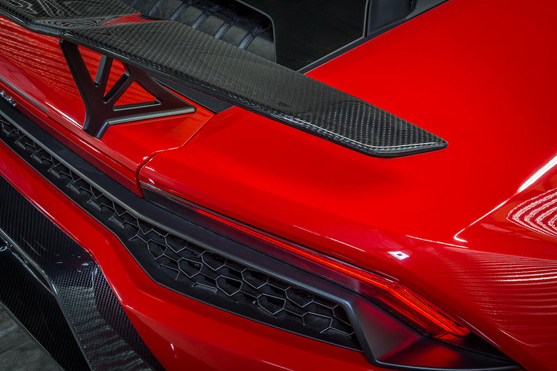 Vorsteiner huracan novara edizione carbon wing with aluminum uprights 1 - iND Distribution