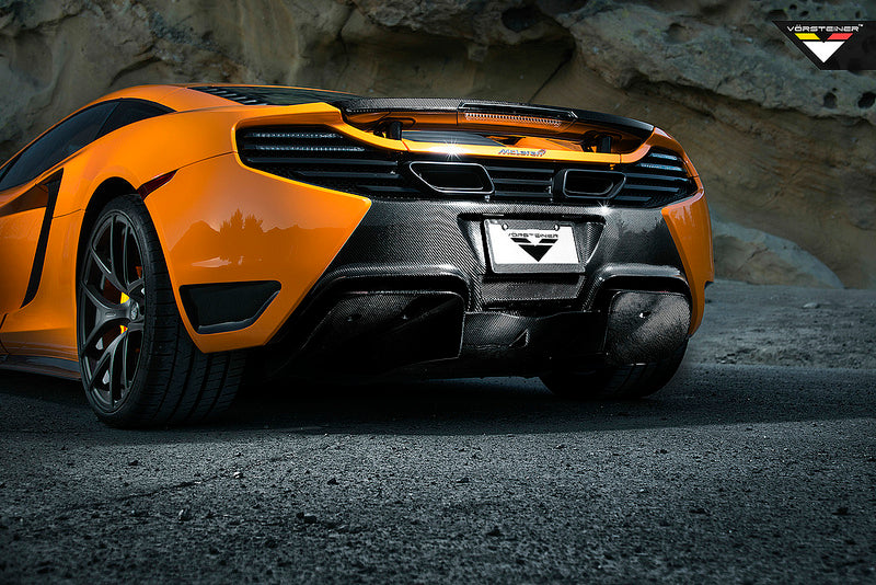 McLaren MP4-12C Vorsteiner Rear Bumper 3