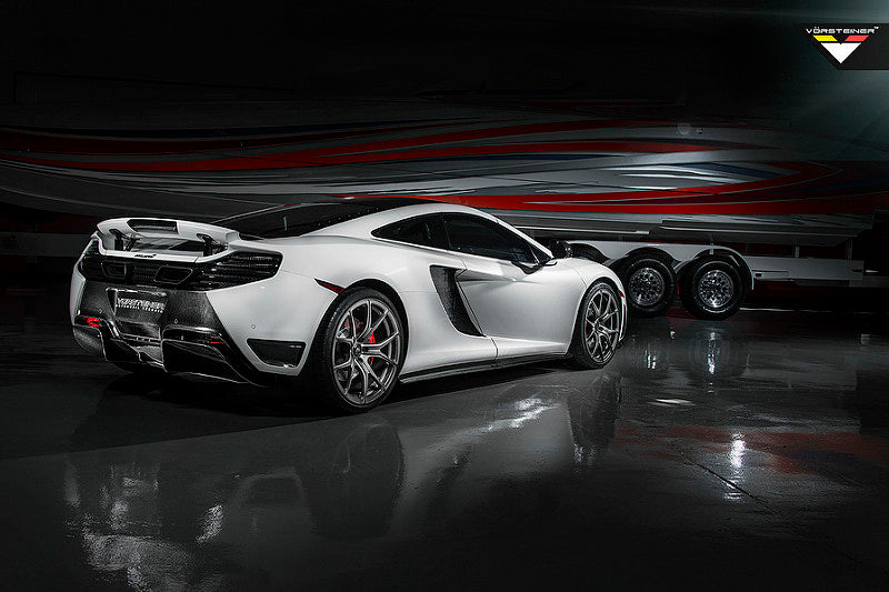 McLaren MP4-12C Vorsteiner Rear Bumper 1