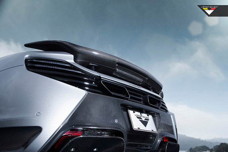 McLaren MP4-12C Vorsteiner Rear Bumper 10
