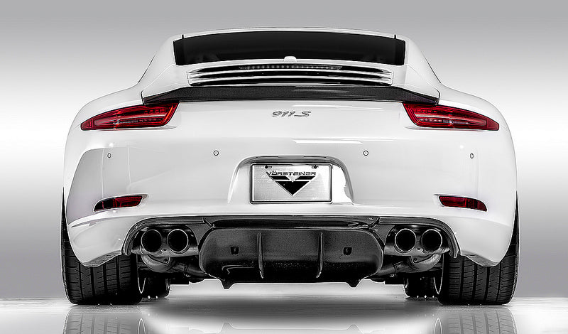 Vorsteiner 991 carrera carbon rear diffuser - iND Distribution