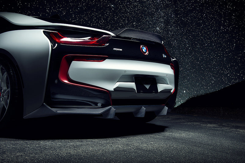 Vorsteiner bmw i8 carbon rear diffuser - iND Distribution