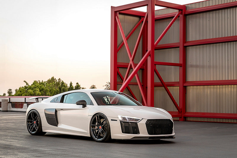 Vorsteiner audi r8 carbon front lip - iND Distribution