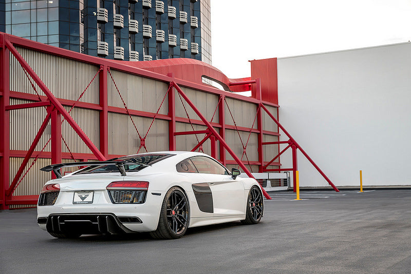 Vorsteiner audi r8 carbon rear diffuser - iND Distribution