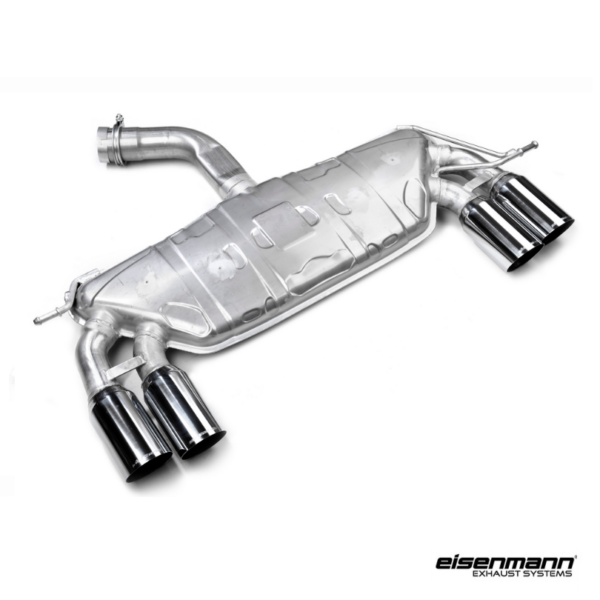 Eisenmann golf gti mkvii performance exhaust - iND Distribution