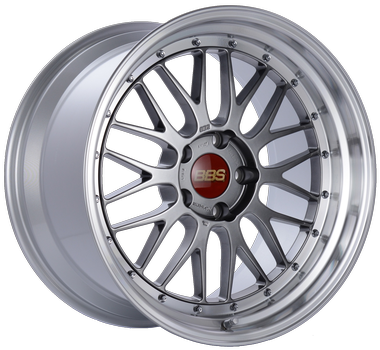 BBS e9x m3 e82 1m lm wheel set 20 inch standard fitment - iND Distribution
