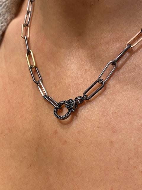 Link Chain Necklace 18