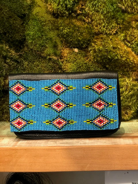 Beaded Belt Bag