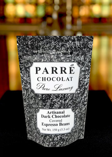 Dark Chocolate Covered Espresso Pouch