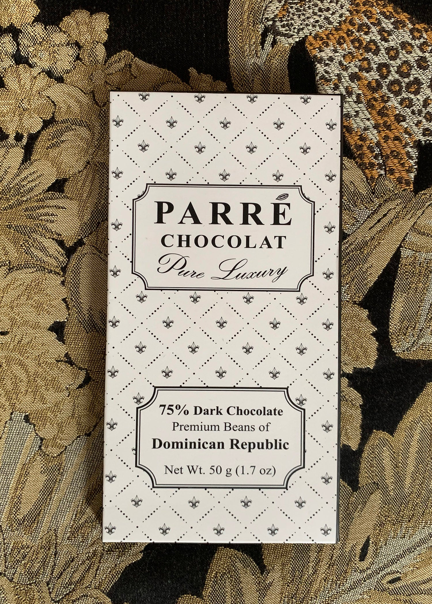 Dominican Republic Dark 75% Bar