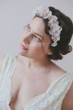 Delphine Headpiece/Sash