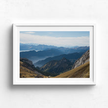On Top of Mount Pilatus - Claire Gunn