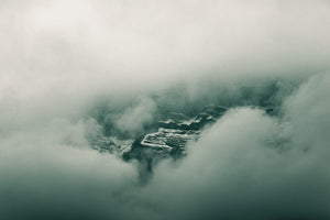 Swiss Mountain Clouds
