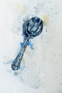 The First Spoon - Claire Gunn