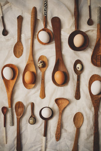 Eggs and Spoons - Claire Gunn