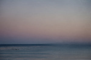 Ocean at Dusk - Claire Gunn