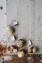 Tea-soaked Eggs - Claire Gunn