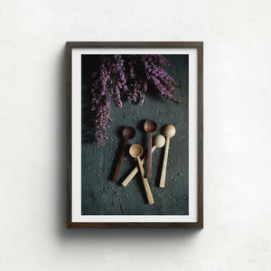Five Wooden Spoons - Claire Gunn