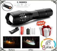 Amazing FLASHLIGHT™ With FREEBIES
