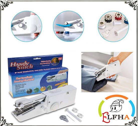 Portable Sewing Machine + Freebies!!