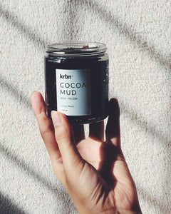 Cocoa Mud Body Polish