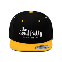 Load image into Gallery viewer, THE SOUL PATTY Unisex Flat Bill Hat