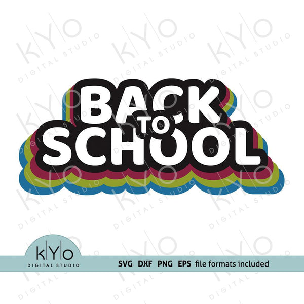 Back to School Teacher Shirt Design Svg Png Dxf Eps files-kYoDigitalStudio