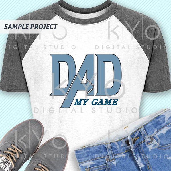 Avengers Dad Shirt Design Svg Png Dxf Eps files-kYoDigitalStudio